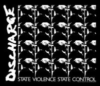 Discharge (State Violence, State Control) – T-Shirt
