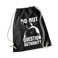 Do not question Authority – Sportbeutel