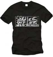 Drooker - Cops T-Shirt
