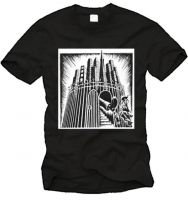Drooker - Golden Gate City T-Shirt