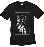 Drooker - Resist T-Shirt