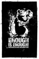 Enough is Enough! Aufnäher