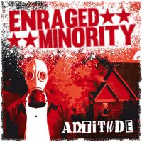 Enraged Minority - Antitude LP