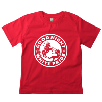 Good Night White Pride (Einhorn) - Kinder-T-Shirt