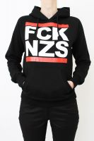 FCK NZS – Hoodie (waisted fit)