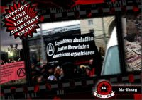 Support your local Anarchist Group! Flyer