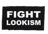 Fight Lookism – Aufnäher