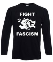 Fight Fascism! Longsleeve