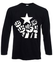 Fists + Star Longsleeve