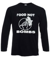 Food Not Bombs Longsleeve