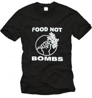 Food Not Bombs T-Shirt