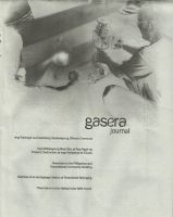gasera journal #1