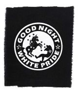 Good Night White Pride (Einhorn) – Aufnäher