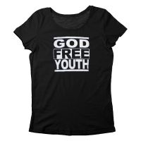 God Free Youth - tailliertes Shirt