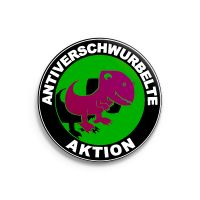 Antiverschwurbelte Aktion – großer Button