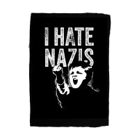 I Hate Nazis – Backpatch