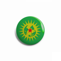 Internationalist Commune of Rojava – Button