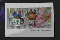 Respect Existence or Expect Resistance – SOLI – Postkarte