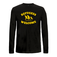 Refugees Welcome – Longsleeve