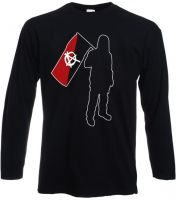 Anarchist Flag Longsleeve