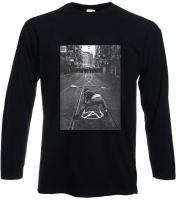 Anarchy on Street Longsleeve