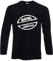 Animal Liberation (3) Longsleeve