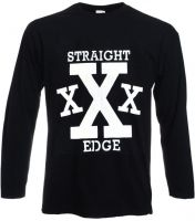 Straight Edge Longsleeve