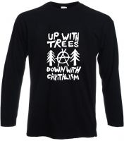 Up with Trees Longsleeve