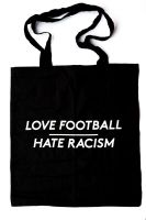 Love Football, Hate Racism – Beutel