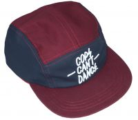 Cops Can't Dance Cap Front