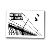 No Border, No Nation (Birds) – Patch