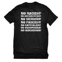 No Discussion! - T-Shirt