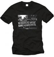 No Borders, No Nations T-Shirt