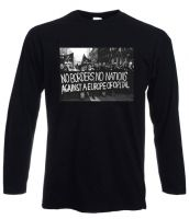 No Borders, No Nations Longsleeve