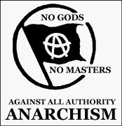 No Gods - No Masters - Against all Authority – Aufnäher