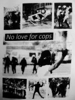 No Love for Cops Motiv