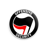 developAntifa: Offensive security – grosser Button