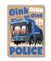 Oink – Poster