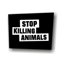 Stop Killing Animals – Patch