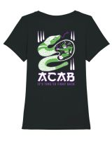 ACAB - it's time to fight back – tailliertes Shirt