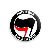 developAntifa: Privilege Escalation – grosser Button
