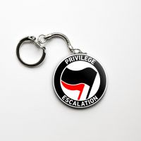 developAntifa: Privilege Escalation – Schlüsselanhänger