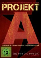Projekt A – DVD – English Booklet