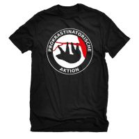 Prokrastinatorische Aktion – T-Shirt