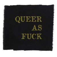 Queer as fuck – Patch