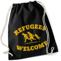 Refugees Welcome Sportbeutel
