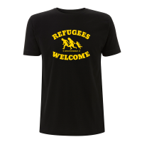 Refugees Welcome – T-Shirt