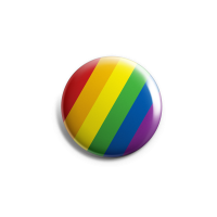 Regenbogen – Button