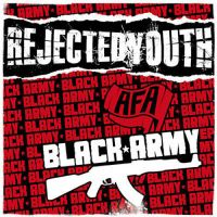 Rejected Youth - Black Army CD
