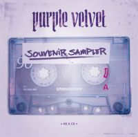 Purple Velvet Sampler